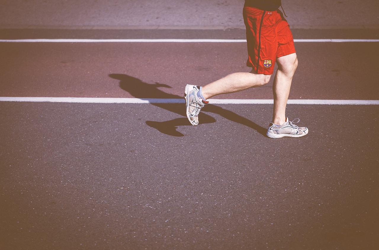 sprinting vs jogging